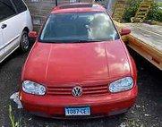2000 Volkswagen Golf GLS TDi