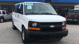 2011 Chevrolet Express RWD 2500 135 1LS