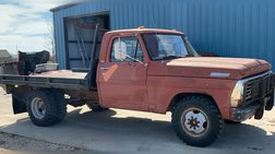 1967 Ford F-350