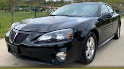 2006 Pontiac Grand Prix Base