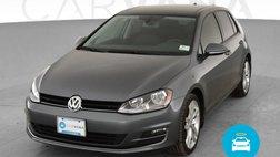 2015 Volkswagen Golf TDI SEL