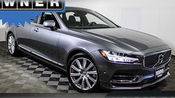 2018 Volvo S90 T8 eAWD Inscription