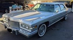 1976 Cadillac Fleetwood Fleetwood