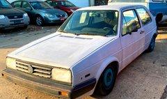 1986 Volkswagen Golf Base