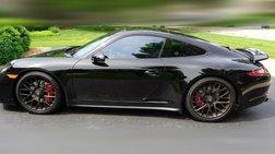 2015 Porsche 911 2 door sunroof coupe