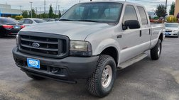 2003 Ford F-250 XL Crew Cab Long Bed 4WD