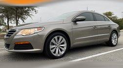 2012 Volkswagen CC 2.0T Sport