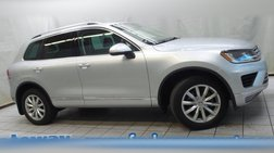 2015 Volkswagen Touareg TDI Executive