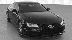 2012 Audi A7 Premium Quattro Sedan 4D