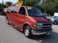1997 Chevrolet Express Wagon