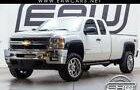 2013 Chevrolet Silverado 2500 4WD EXT CAB LT