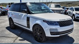 2019 Land Rover Range Rover HSE Td6