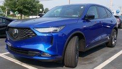 2022 Acura MDX SH-AWD w/A-SPEC