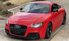 2014 Audi TT 2.0T quattro Premium Plus