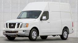 2020 Nissan NV Cargo 2500HD