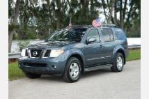 2007 Nissan Pathfinder SE