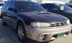 1998 Subaru Legacy Outback