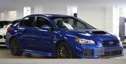 2019 Subaru Impreza WRX STi STI Limited
