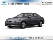 2012 Honda Accord LX-P