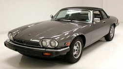 1986 Jaguar XJ-Series XJSC