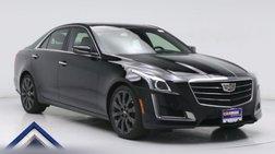 2018 Cadillac CTS 3.6L TT Vsport Premium Luxury