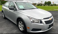 2014 Chevrolet Cruze LS Manual