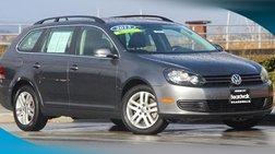 2013 Volkswagen Jetta SportWagen TDI