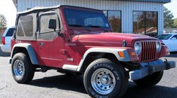 Used Jeep Wrangler Under 5 000 13 Cars From 2 000 Iseecars Com
