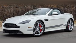2016 Aston Martin V8 Vantage GT Roadster
