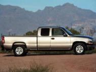 1999 Chevrolet Silverado 1500 LS Extended Cab