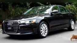 2013 Audi A6 2.0T quattro Premium