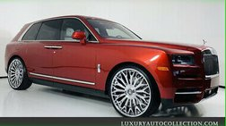 2019 Rolls-Royce Cullinan $420,000 MSRP Up-Armored