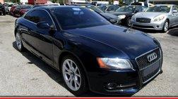 2011 Audi A5 2.0T quattro Premium