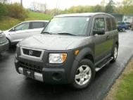 2005 Honda Element EX