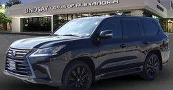2021 Lexus LX 570 Three-Row
