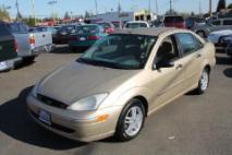 2000 Ford Focus SE