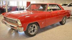 1966 Chevrolet Nova 2 Door
