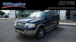 2012 Ford Expedition EL King Ranch