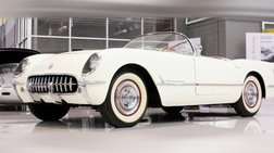 1953 Chevrolet Corvette C1 Blue Flame 1 of 300 built