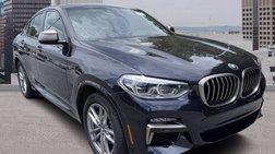 2020 BMW X4 M40i