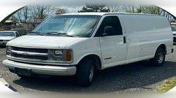 2001 Chevrolet Express Cargo Van G2500