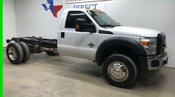2015 Ford Super Duty F-550 XL 6.7 Diesel Single Cab Dually Work Truck Hot Sh