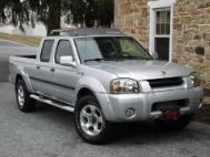 2002 Nissan Frontier S/C Crew Cab