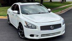 2013 Nissan Maxima SV Sedan 4D