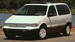 1997 Mercury Villager 3DR LS