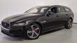 2018 Jaguar XF First Edition