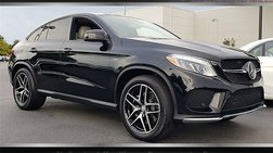 2016 Mercedes-Benz GLE-Class GLE 450 AMG