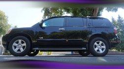 2005 Nissan Armada SE 4WD 8 Seater