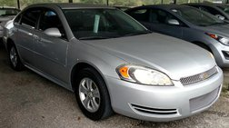 2014 Chevrolet Impala Limited LS Fleet
