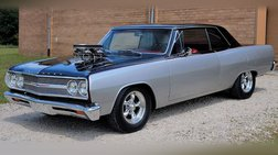 1965 Chevrolet Malibu Supercharged